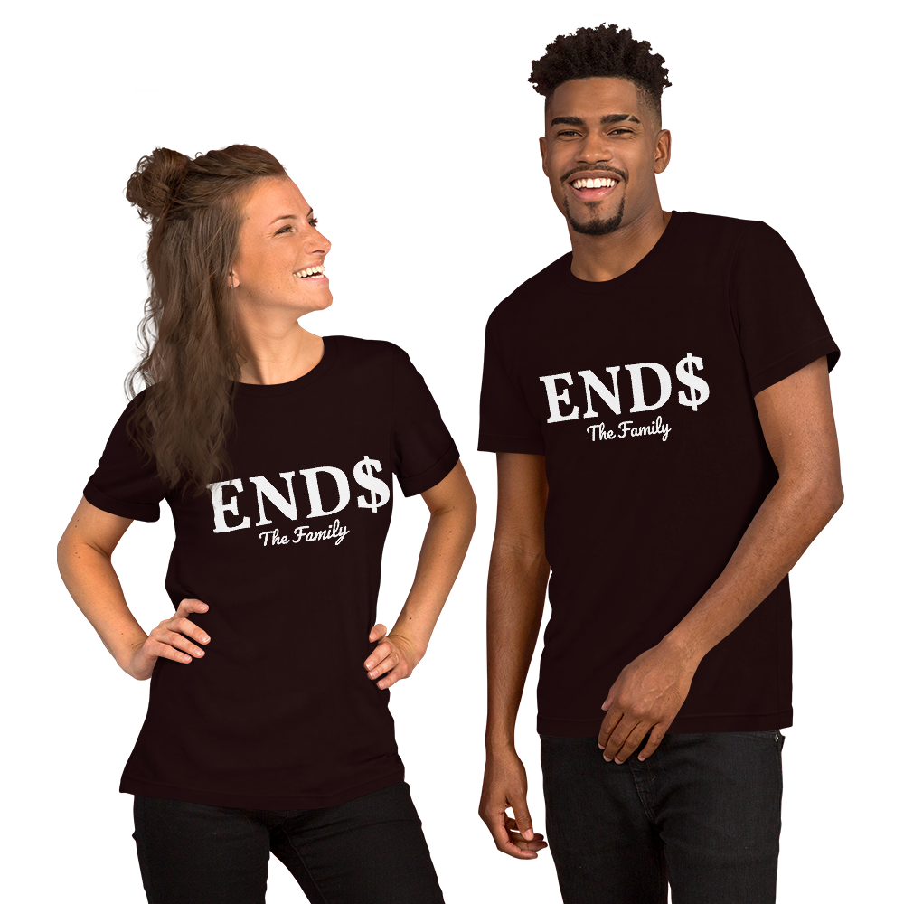 END$ The Family Short-Sleeve Unisex T-Shirt