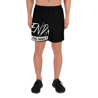 END$ Men's Athletic Long Shorts