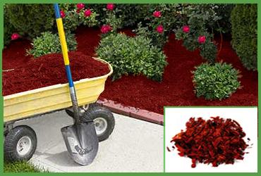 Red Cedar Mulch (by Cubic Yard)