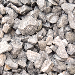 "1 1/2"" Crushed Granite  (by Cubic Yard)"