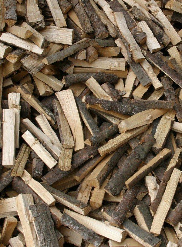 1 Cord Loose Firewood (Seasoned)