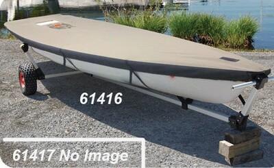 Laser Vanguard V-15 Custom Fit Boat Cover