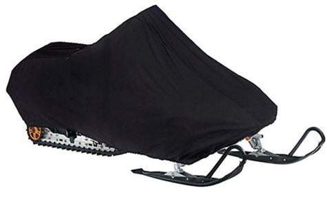 Storage Snowmobile Covers 200 Denier - Black