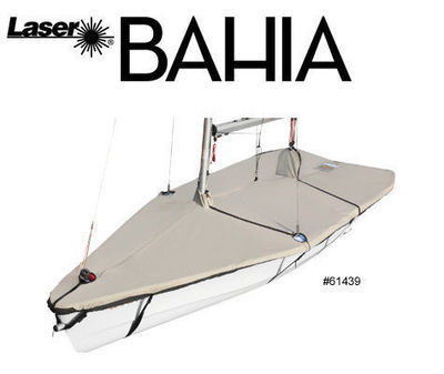 Laser Bahia Deck Cover / Mast Up  -Custom Fit Boat Cover