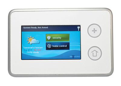 Wireless Touch Screen Keypad