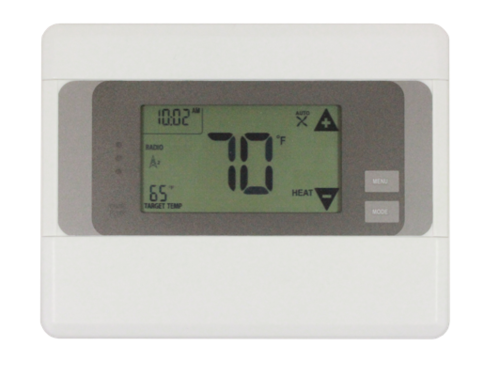 CT 100 Touchscreen Smart Thermostat