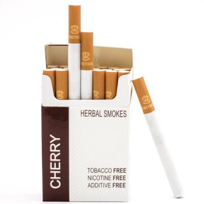 Honeyrose CHERRY Herbal Smokes
