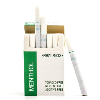Honeyrose MENTHOL Herbal Smokes