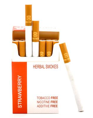 Honeyrose STRAWBERRY Herbal Smokes