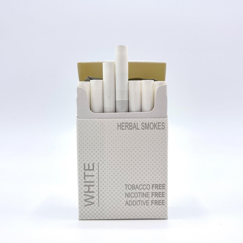 Honeyrose WHITE RECESSED FILTER Herbal Smokes