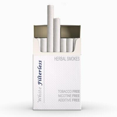 Honeyrose WHITE FILTERLESS Herbal Smokes