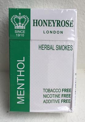 Honeyrose MENTHOL - DAMAGED