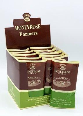 Honeyrose FARMER'S RYO Mixture, Carton (10 pouches/50 grams)