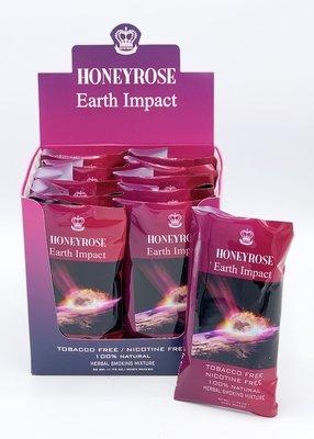 Honeyrose EARTH IMPACT RYO Mixture, Carton (10 pouches/50 grams)