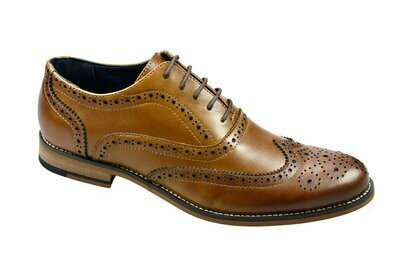 Oxford Tan Shoe