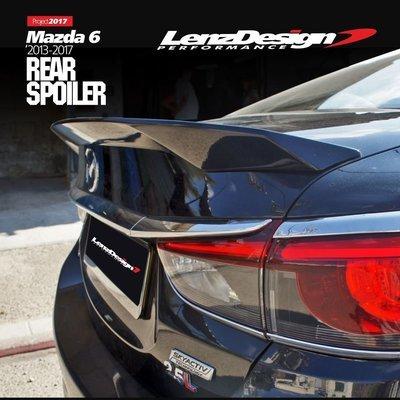 Mazda 6 2013-2018 - Rear Trunk Spoiler
