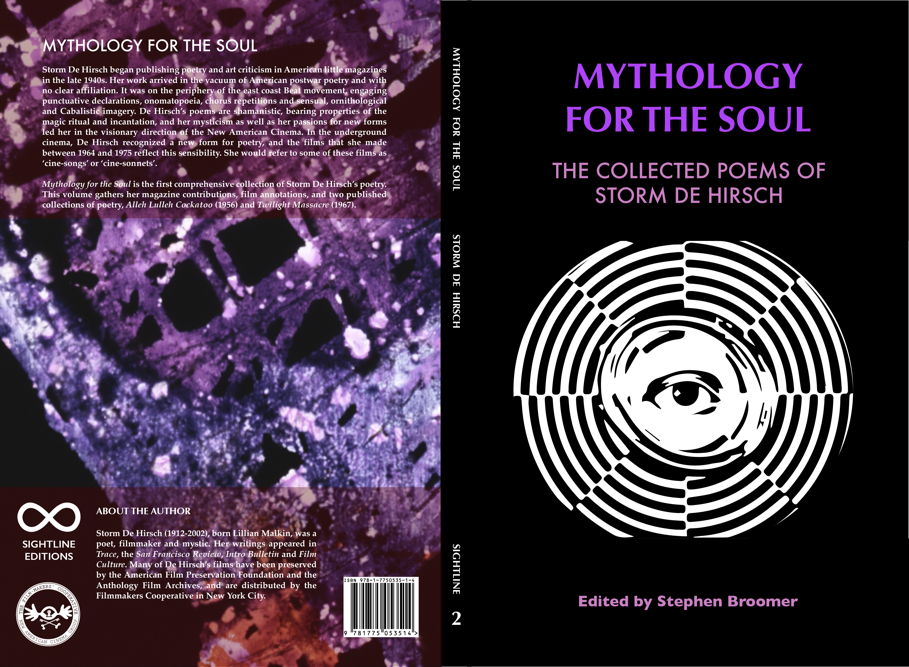 Mythology for the Soul: The Collected Poems of Storm de Hirsch