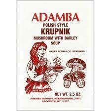 Krupnik Soup Adamba