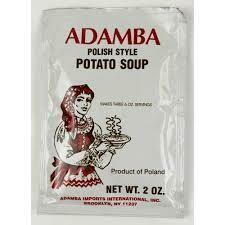 Creamy Potato Soup Adamba