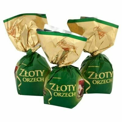 Zloty Orzech Candy 0.4 Lb Solidarnost