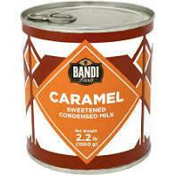 Caramel Condensed Milk 1000g Bandi