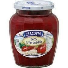 Beets & Horseradish 670 gr Cracovia