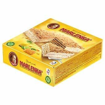 Honey Cake  Lemon   800gr Marlenka