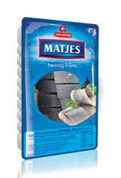 Herring Fillets 1kg Matijes