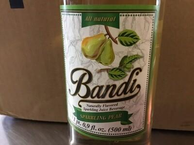 Sparkling Pear Drink
