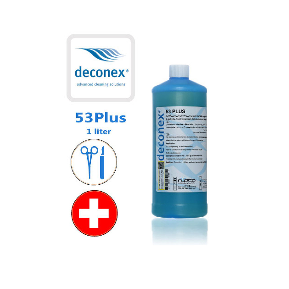 DECONEX 53 plus / Дезинфицирующее средство для инструментов