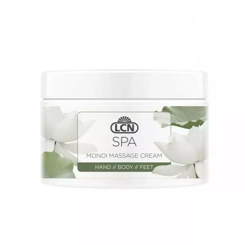Monoi Massage Cream   Массажный крем с маслом Моной