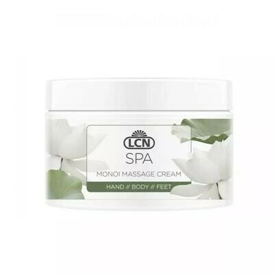 Monoi Massage Cream | Массажный крем с маслом Моной