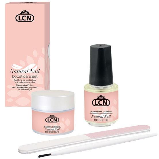 Natural Nail Boost Care Set | Набор для запечатывания ногтей