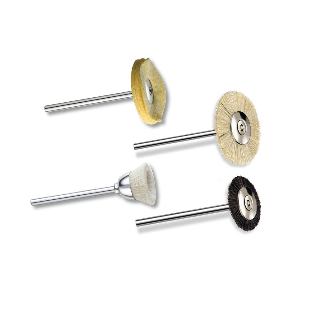 Set of cutters for polishing nails / Набор фрез для полировки ногтей