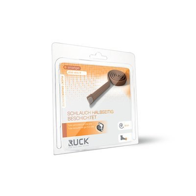 One-sided tube for making protective rings / Односторонняя трубка для изготовления защитных колец