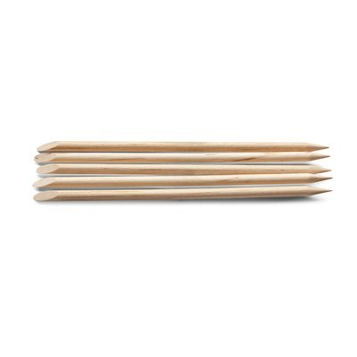 Orange Manicure Sticks / Апельсиновые палочки для маникюра