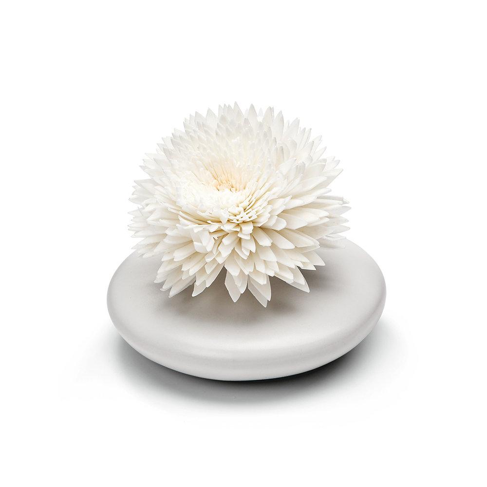Design-Vase mit Duftblume  / Дизайнерская ваза с аромацветком