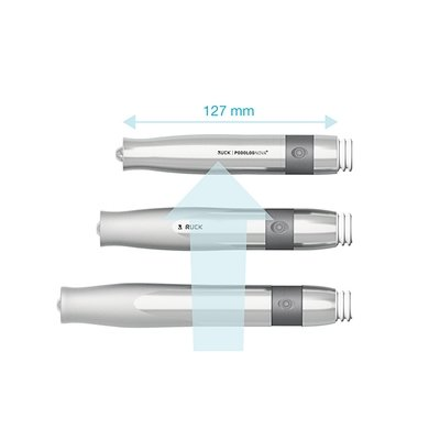 Vibration in the handle of the device / Вибрация в ручке аппарата /