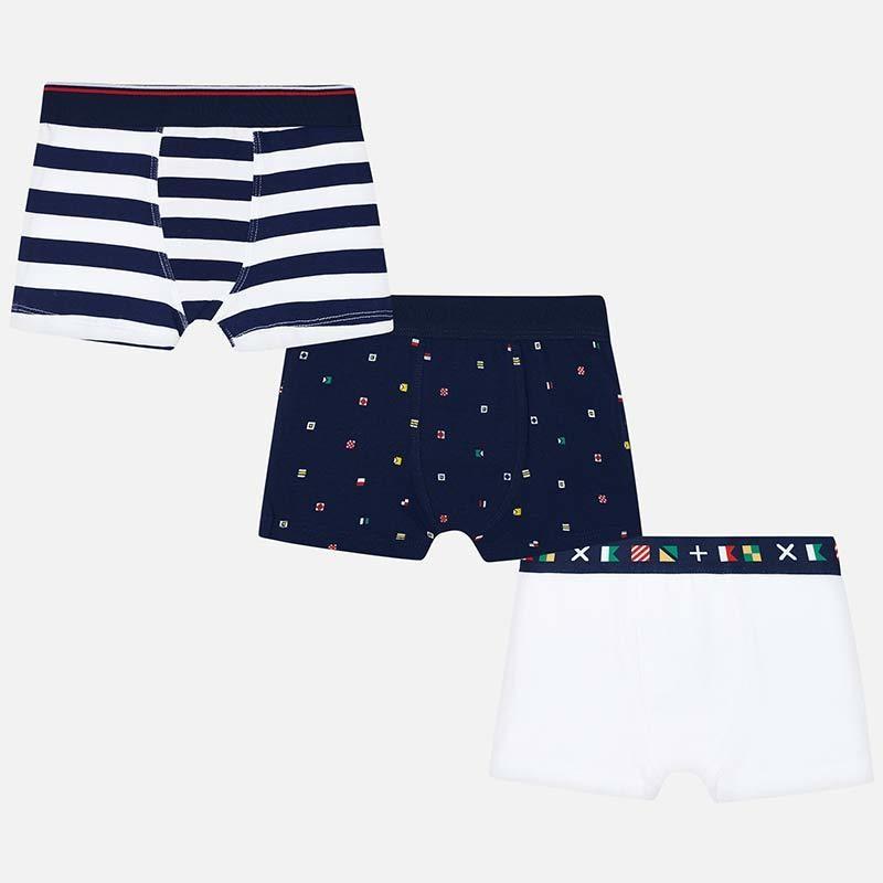 Set of Patterned boxer shorts