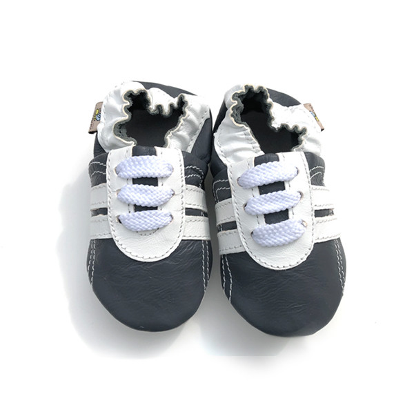 Shoobees Black And White Runners