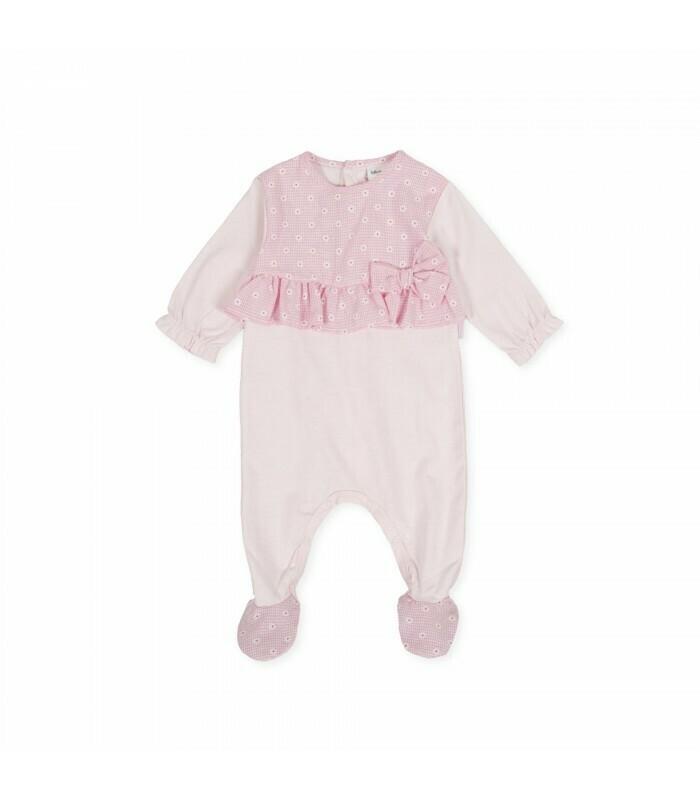 Tutto Piccolo Pink Baby gro