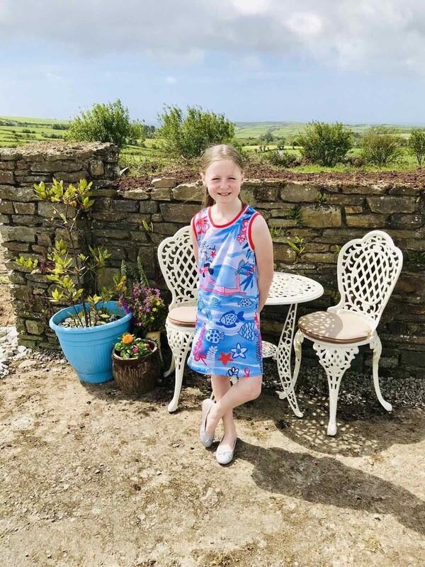 Boboli Cotton Summer Dress