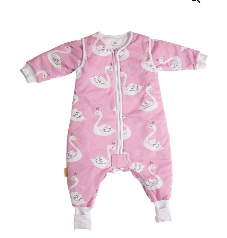 Babyboo Snuggleboo Girls Sleep Suit