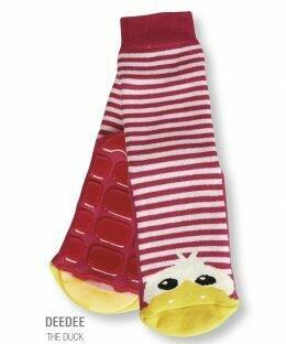 Country Kids DEE DEE THE DUCK Slipper Sock