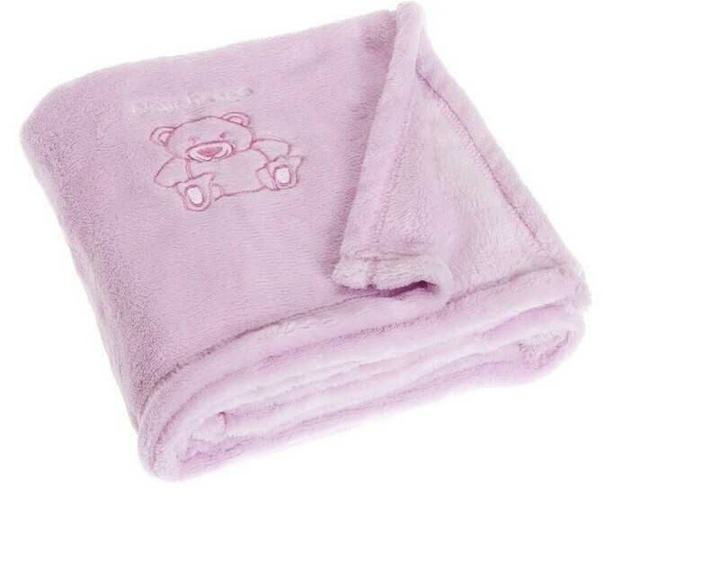 Playshoes Fleece Bear Blanket