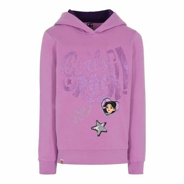 LEGO®Wear  Friends Girls Hood Sweatshirt