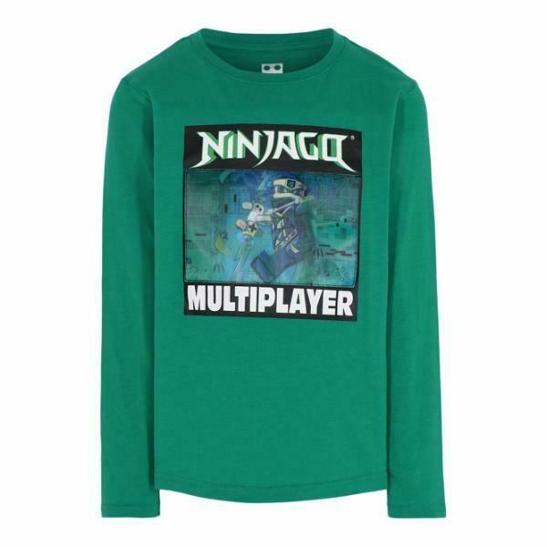 LEGO®WEAR NINJAGO®Green  L/S T-shirt