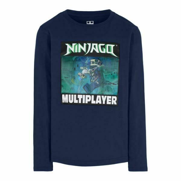 LEGO®WEAR  NINJAGO®Navy   L/S T-shirt