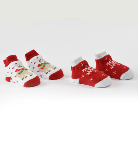 ​iDO Christmas kit Newborn Socks