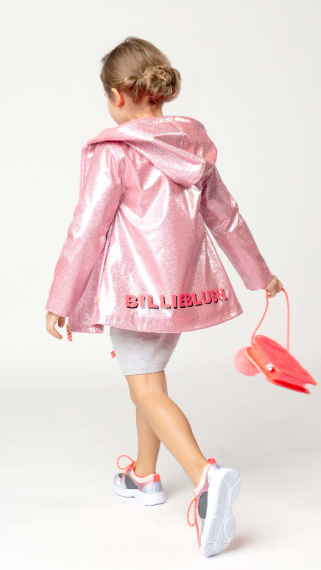 BillieBlush RAINCOAT Sparkle